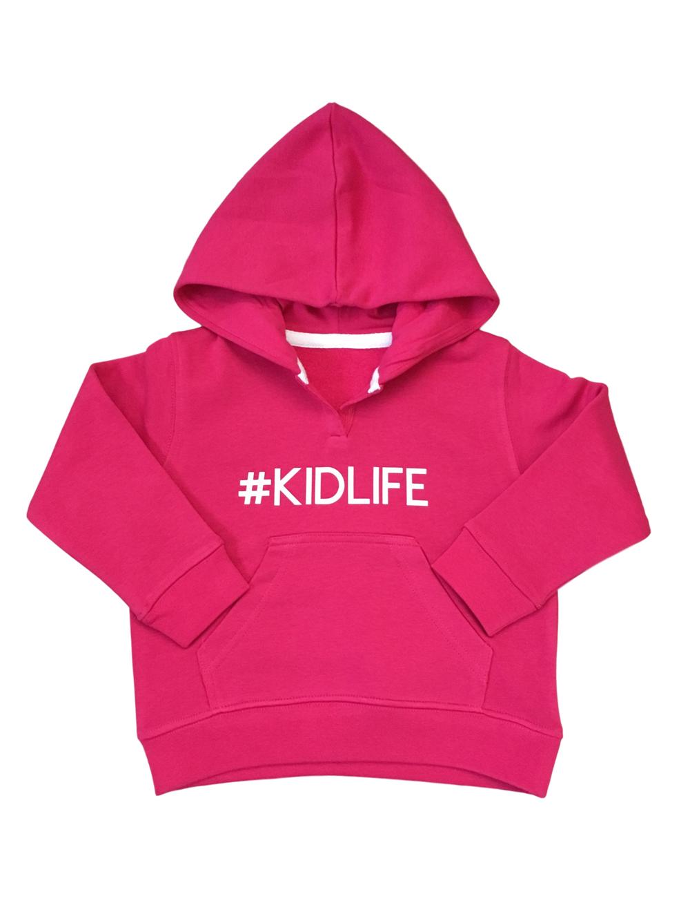Childrens – Kidlife Hoodie 18-24 Months