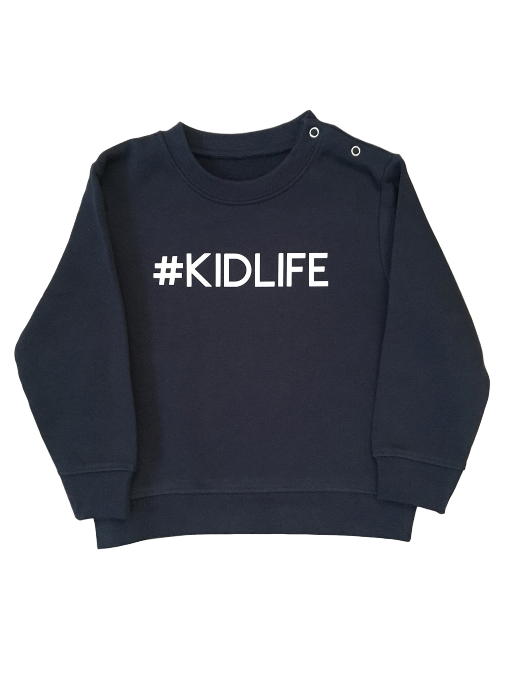 Childrens – Kidlife Sweatshirt 2-3 Years