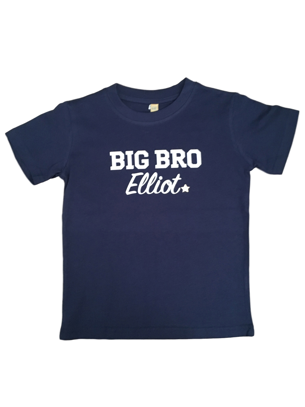 Personalised Big Brother Tshirt