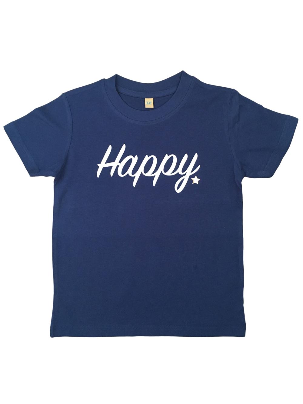 Happy Childrens Tshirt