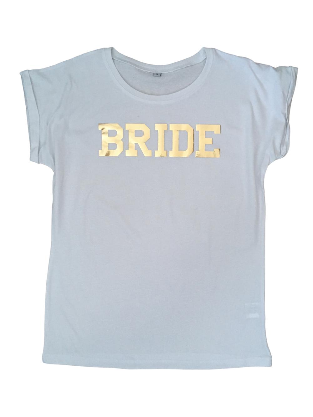 Bride Tshirt – Bold