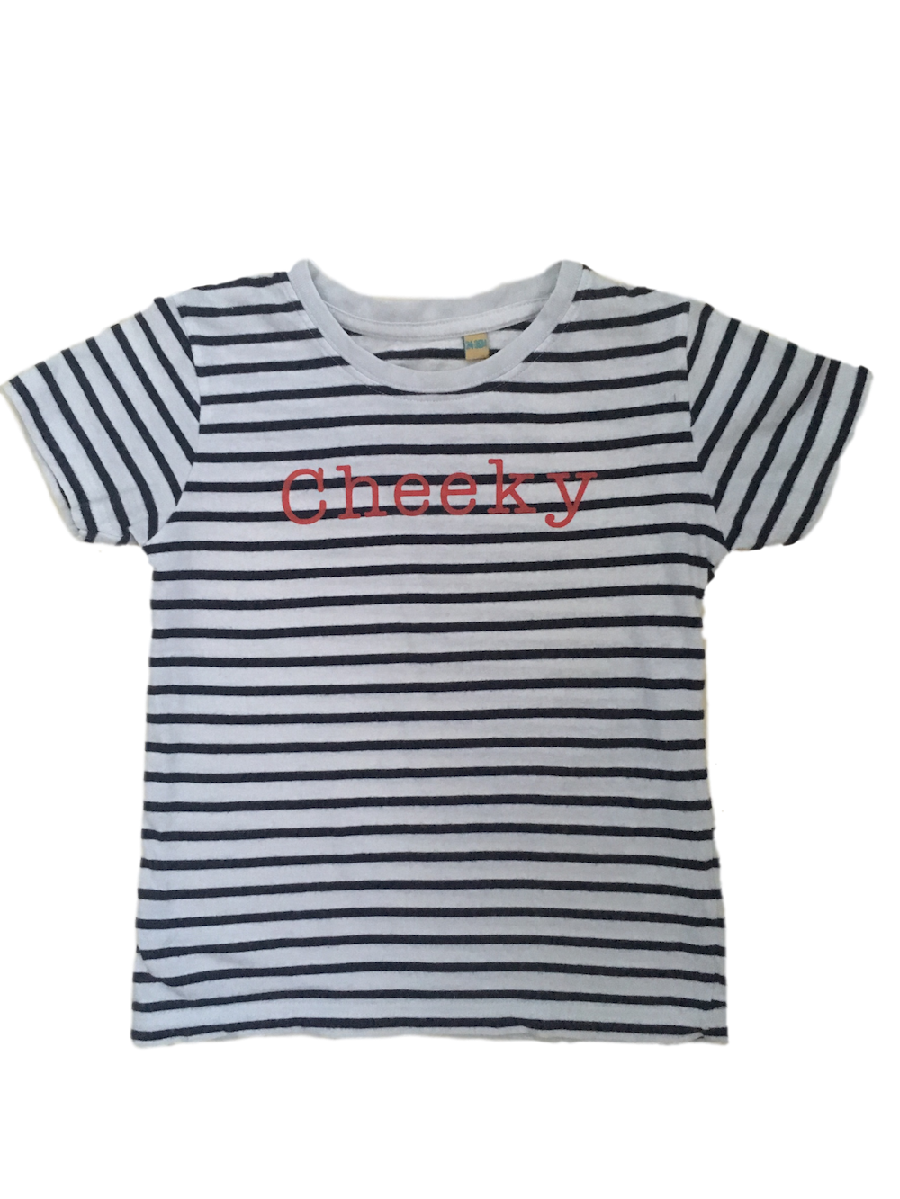 Stripy Childrens Tshirt