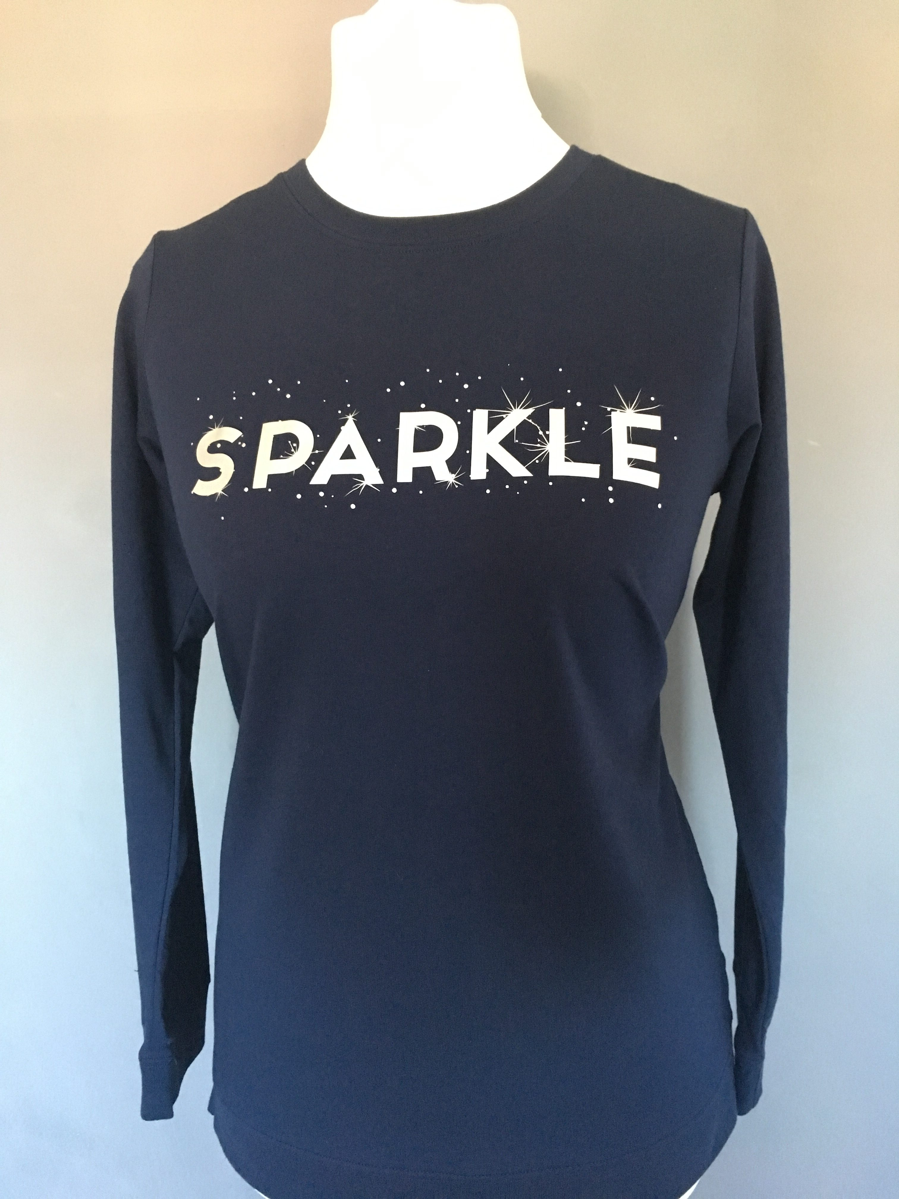 Sparkle Christmas Jumper