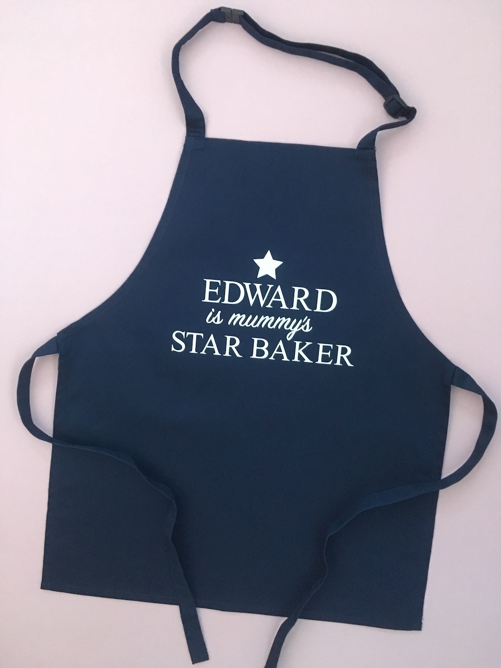 Star Baker Childrens Apron 3 – 5 YEARS