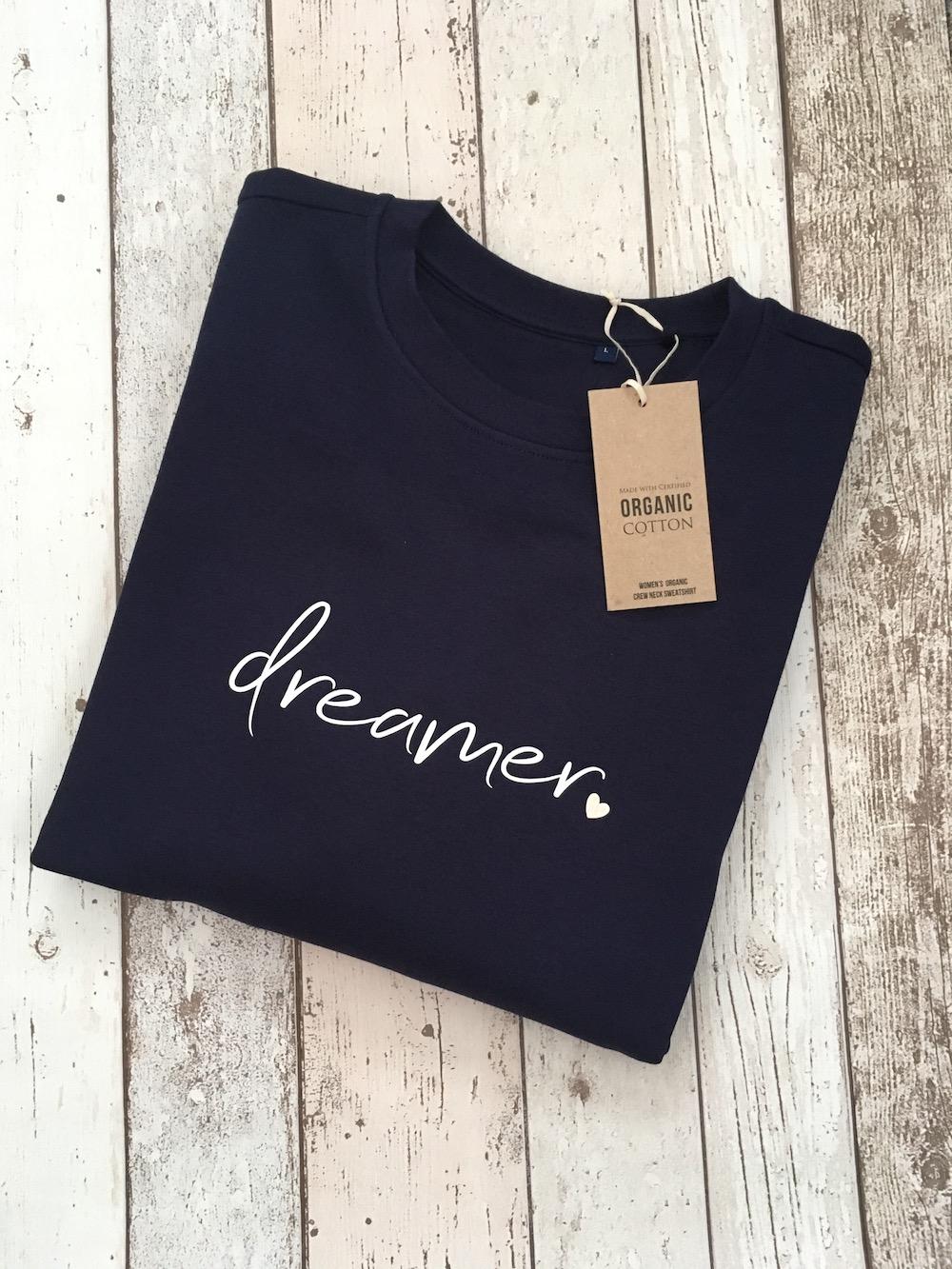Organic Dreamer Womens Jumper