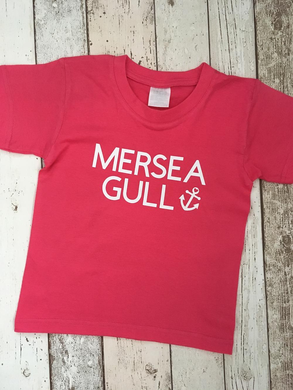 Mersea Gull Tshirt