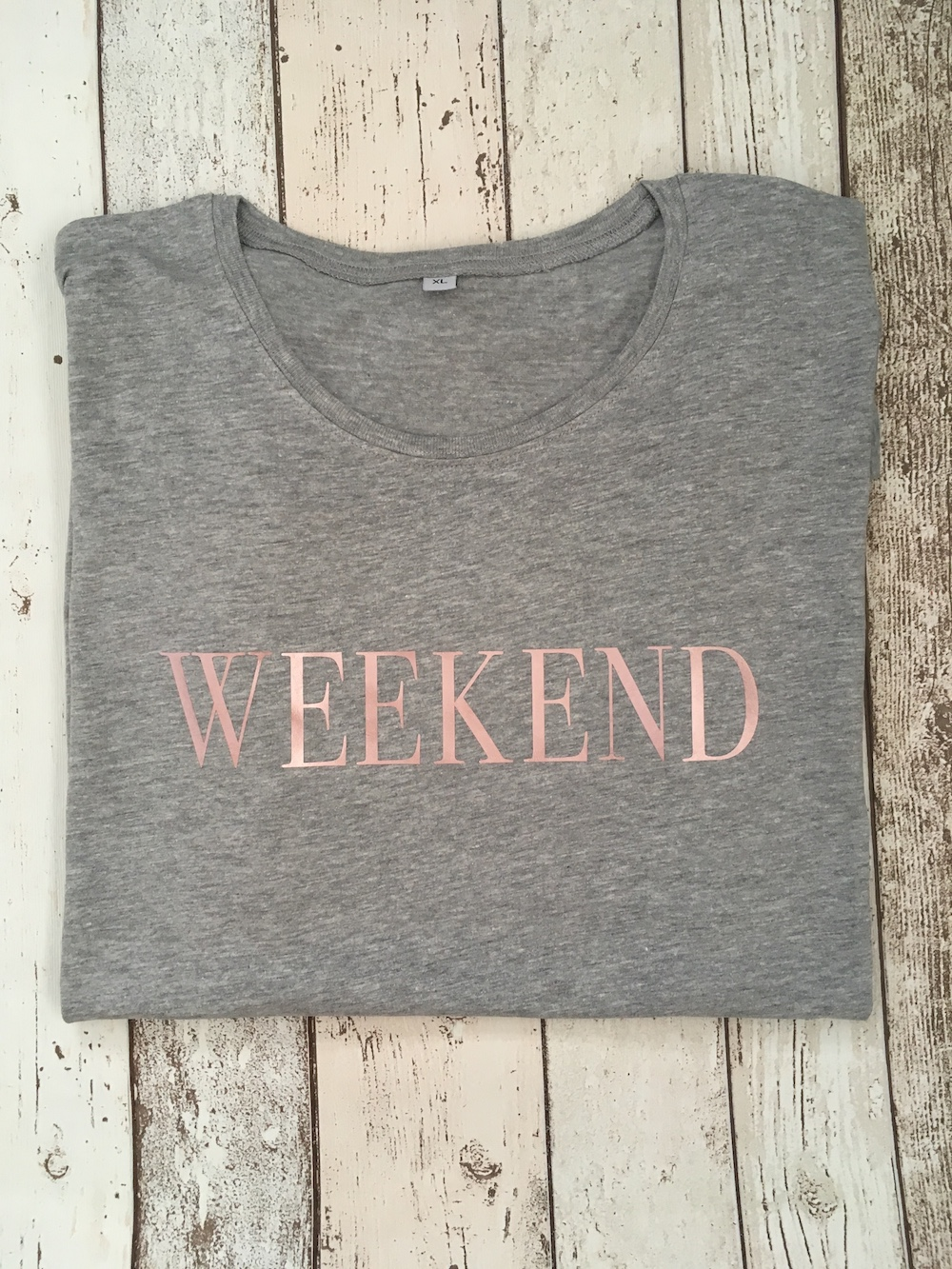 Weekend Lightweight Jumper – Grey