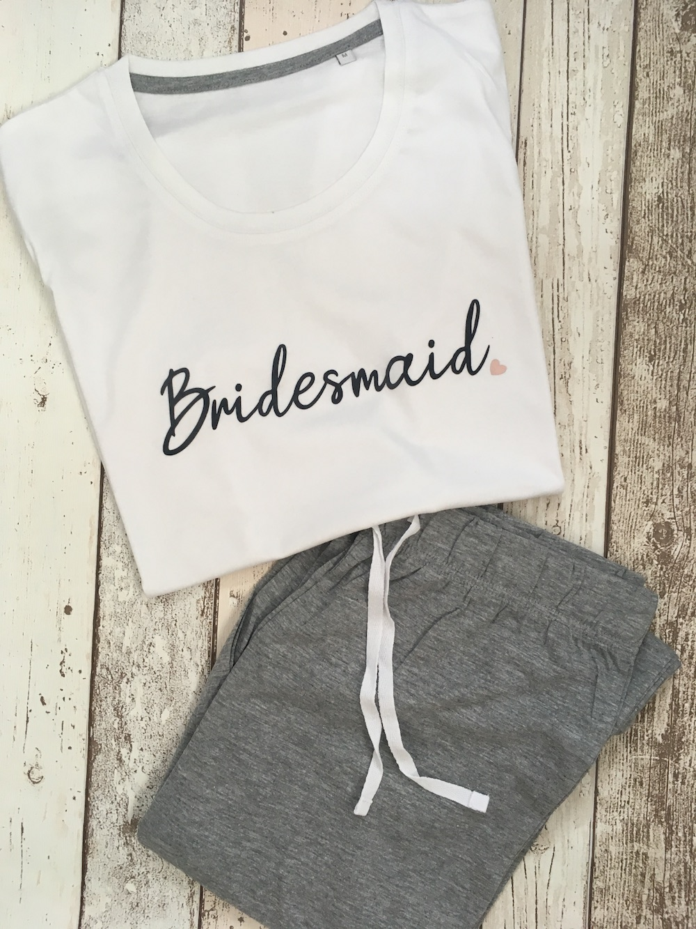 Pyjamas – Bridesmaid
