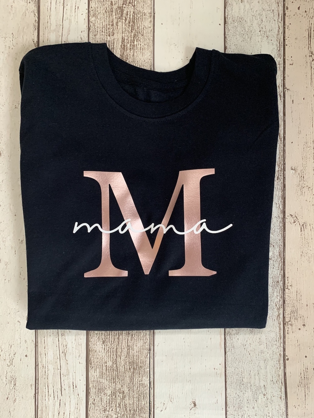 Mama Super Soft Sweatshirt – Navy