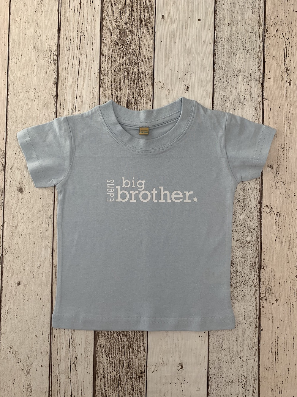 Big Brother Tshirt – Blue