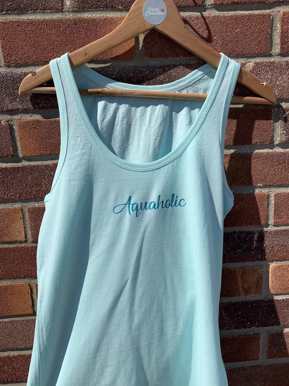 Aquaholic Vest – Mint