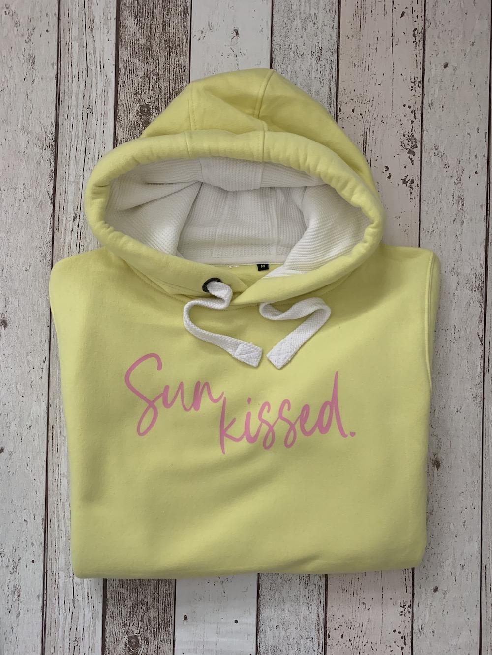 Supersoft Hoodie Sunkissed – Lemon