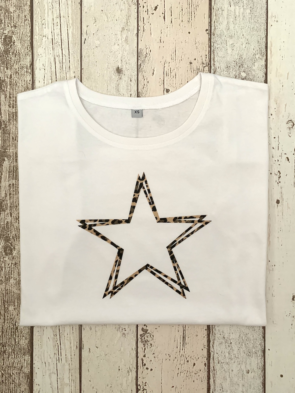 Signature Star Slouch Fit T-shirt