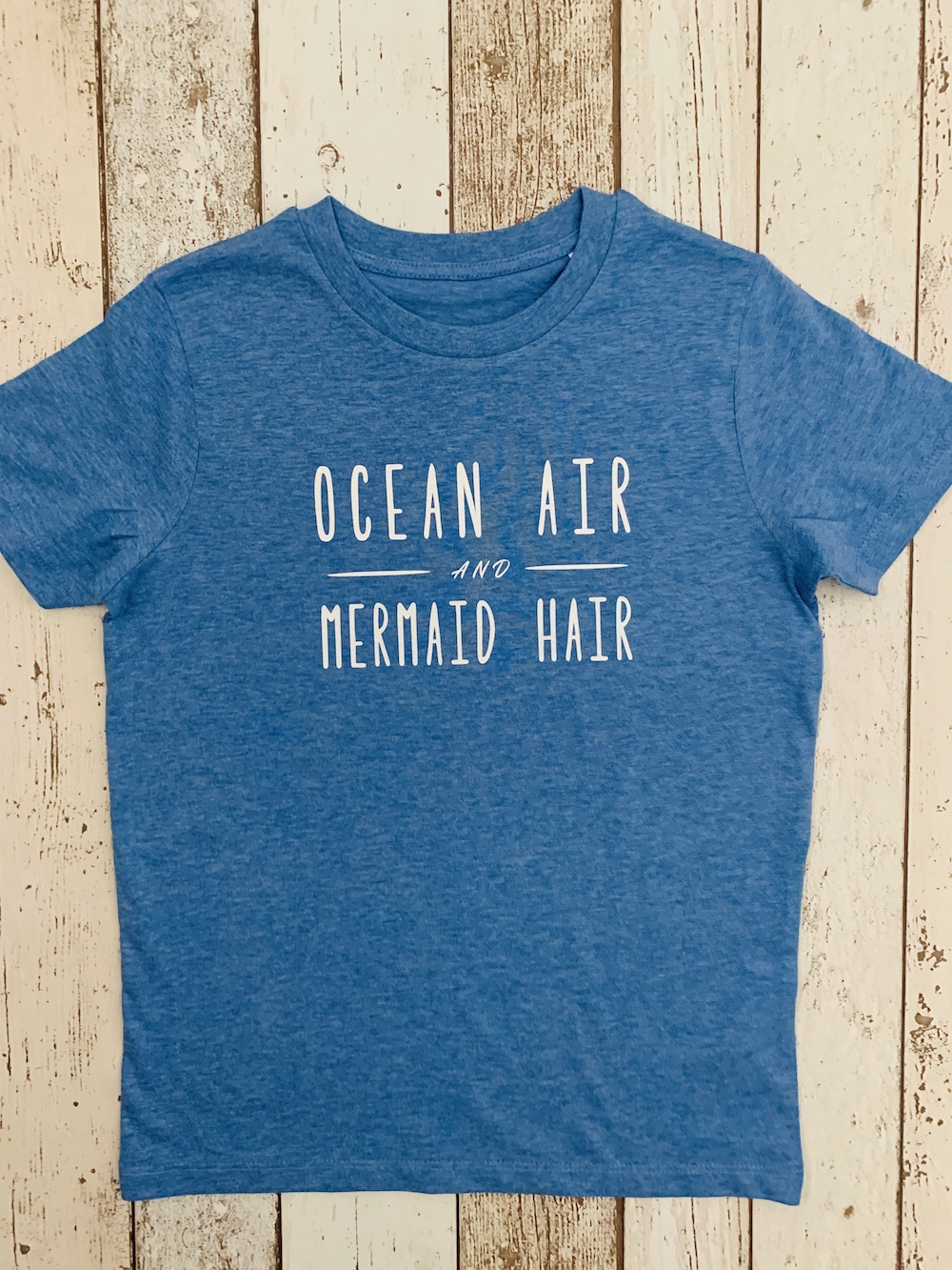 Ocean Air – Blue And White