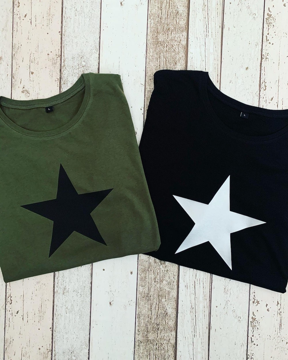 Star Slouch Fit T-shirt
