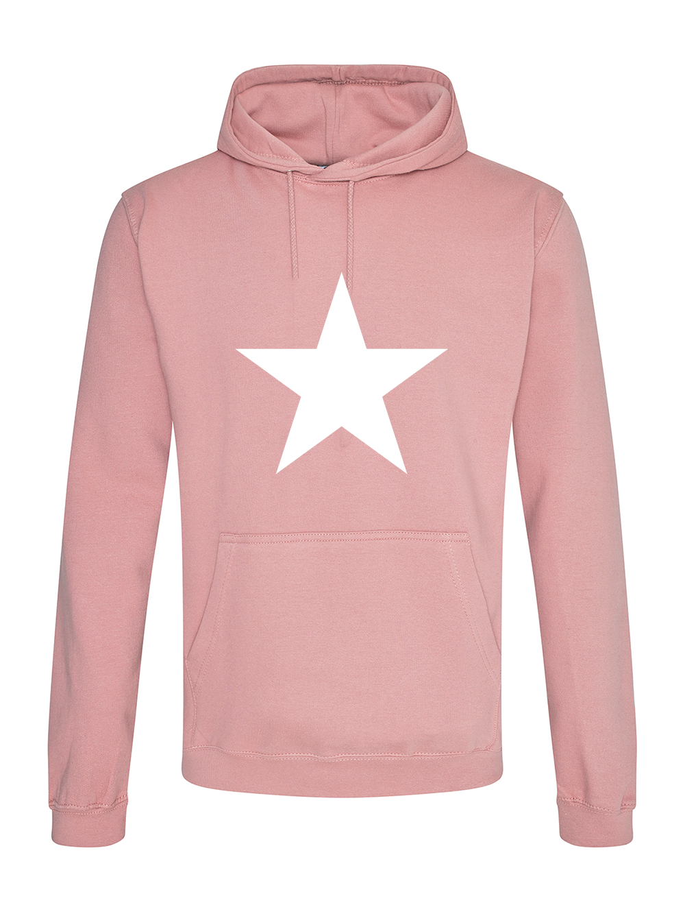The Everyday Hoodie – Dusky Pink