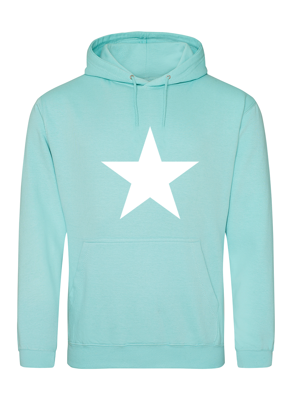 The Everyday Hoodie – Peppermint